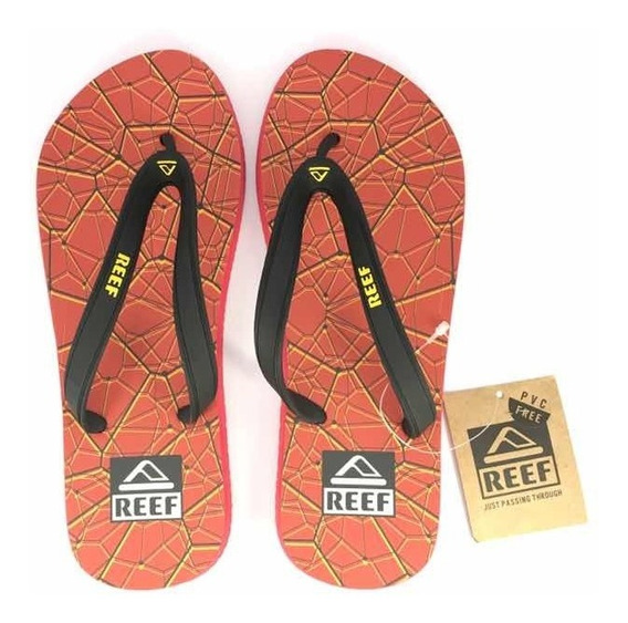 Chinelo Reef Switchfoot Tech