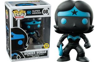 Funko Pop! Dc: Wonder Woman Brilla En La Oscuridad #08