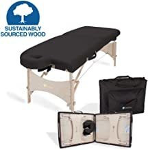 Earthlite Portable Massage Table Harmony Dx - Eco-friendly D
