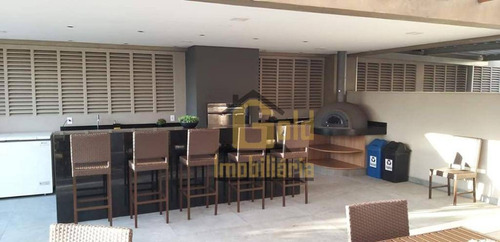 Apartamento Com 3 Dormitórios À Venda, 74 M² Por R$ 477.000 - Ribeirânia - Ribeirão Preto/sp - Ap2762