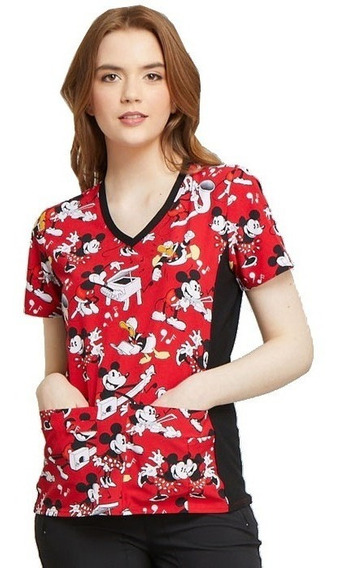 Disney Tf636-mkhg Filipina Mickey Mouse Mujer Quirúrgica
