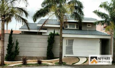 Casa Com 3 Dormitórios À Venda, 250 M² Por R$ 800.000 - Ca0349