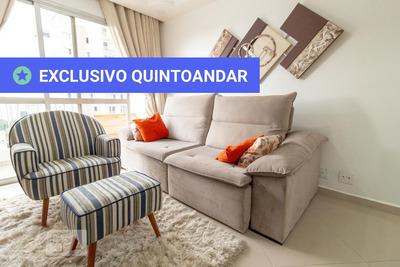 Apartamento No 19º Andar Mobiliado Com 3 Dormitórios E 1 Garagem - Id: 892870870 - 170870
