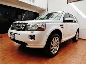 Land Rover Lr2 Hse Premium Piel 2013