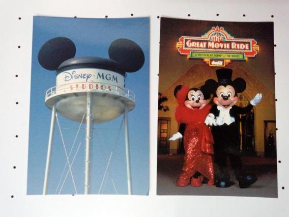 Tarjeta Postal Disney Mgm Estudios