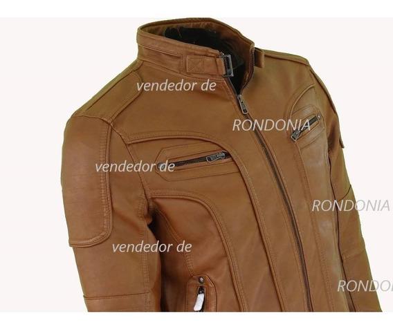 Jaquetas De Couro Masculino De Luxo ,promoçao