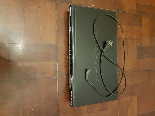 Reproductor Dvd Premier Con Soporte