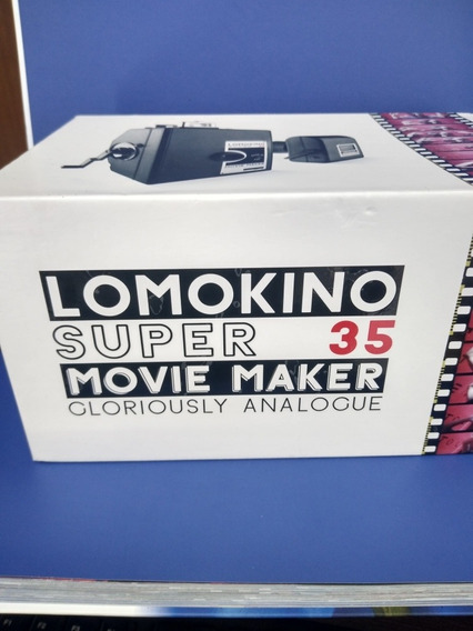 Camera Analogica Lomography Movie Maker 35