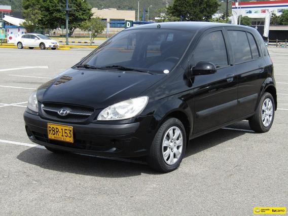 Hyundai Getz 1.4 Gl