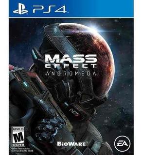Juego Ps4 Mass Effect Andromeda