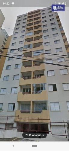 Imagem 1 de 17 de Apartamento Com 3 Dormitórios À Venda, 76 M² Por R$ 360.000,00 - Vila Endres - Guarulhos/sp - Ap3907