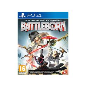 Juego Ps4 Battleborn