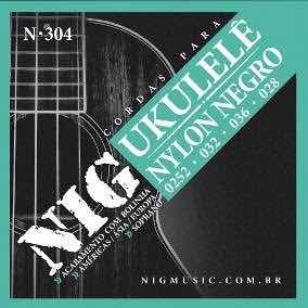 Encordoamento Nig P/ukulele Soprano