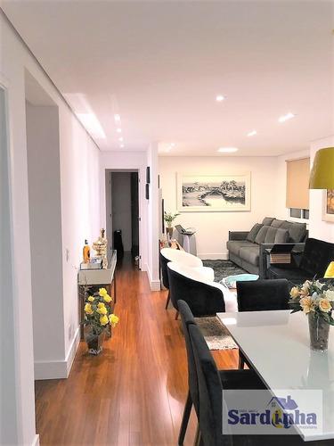 Apartamento À Venda - Vila Andrade - Sp - 3981