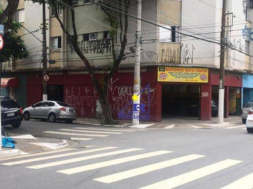 Salão Comercial Na Mooca - Sl0319