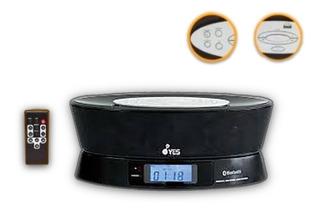 Bocina Bluetooth C Control Remoto Digital Aux Usb Fm Bty11