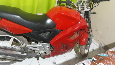 Cbx Twister Honda