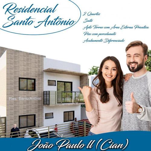 Apartamento Para Venda - 009712