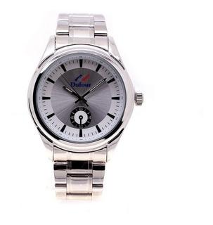 Reloj Hombre Malla Y Caja Metal D15005