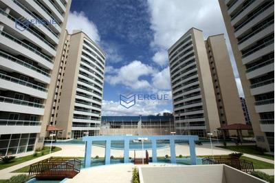 Apartamento Residencial À Venda, Edson Queiroz, Fortaleza . Celebration - Ap0024