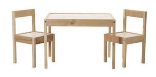Mesa Comedor Plegable 6 Sillas Ikea - Todo para Comedor en Mercado ...