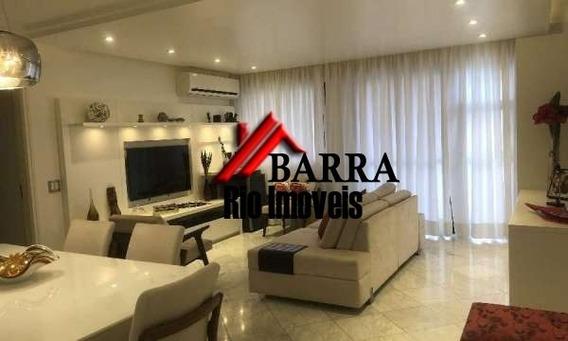 Apartamento A Venda 3 Quartos Barra Da Tijuca - Ap00130 - 34371615