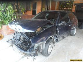Chocados Volkswagen 3