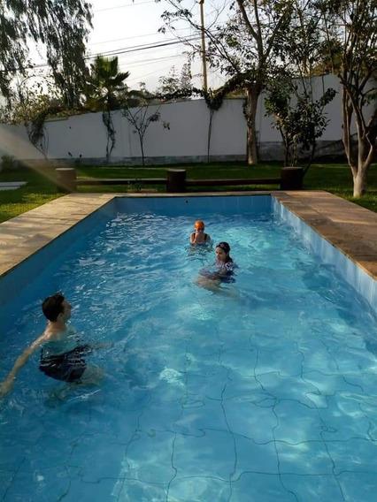 Alquiler Casa De Campo Cieneguilla