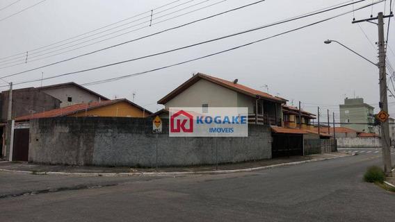 Casa Com 3 Dormitórios À Venda, 180 M² Por R$ 550.000,00 - Residencial Bosque Dos Ipês - São José Dos Campos/sp - Ca2576