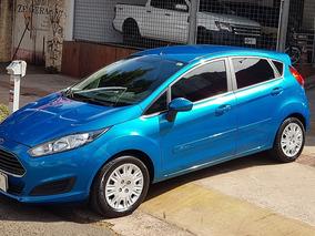 Ford Fiesta 1.5 S Flex 5p 2014 2015