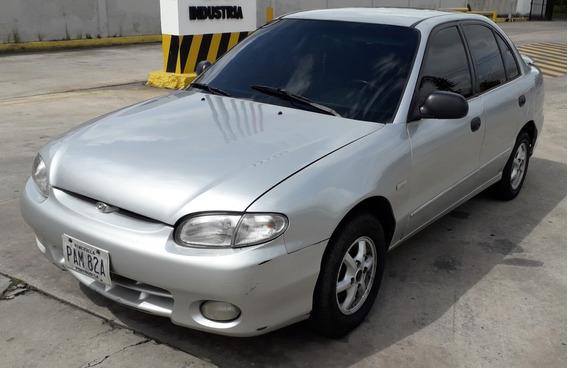 Hyundai Accent Max Automatico