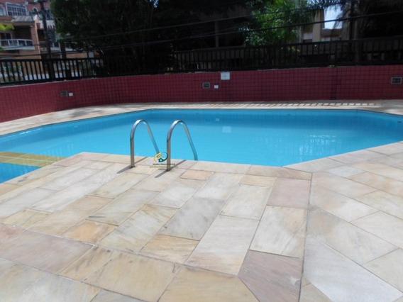 Apartamento Para Alugar No Bairro Enseada Em Guarujá - Sp. - Enl183-2