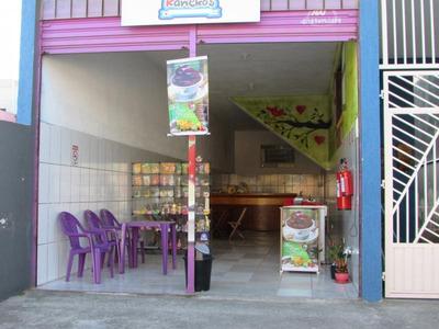 Salão Comercial Para Locação Em Suzano, Jardim Quaresmeira, 1 Banheiro - Sl00001