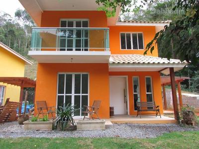 Casa Residencial À Venda, Araras, Petrópolis. - Ca0170