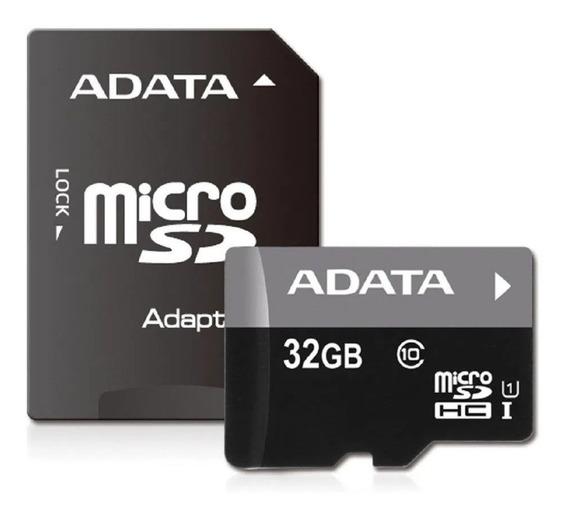 Tarjeta De Memoria Micro Sd Adata 32 Gb