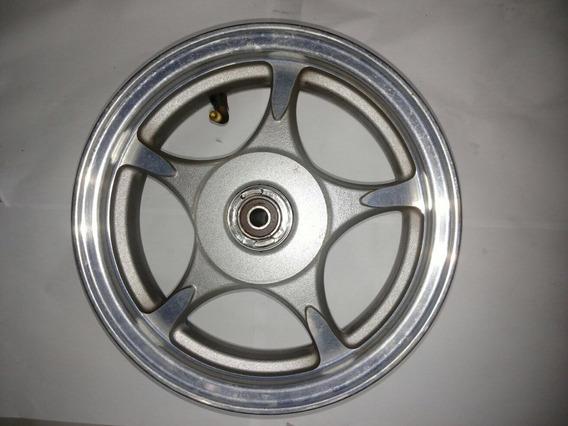 Roda Disco Eixo Pinça Suzuki An 125 Burgman Diant. Carburada