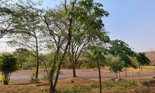 Imagem 1 de 10 de Terreno No Residencial Aldeia Do Vale - 2180