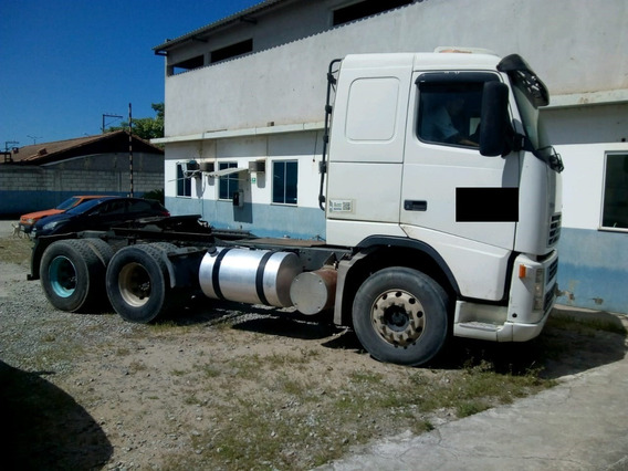 Caminhão Volvo Fh 480 6x4 Traçado