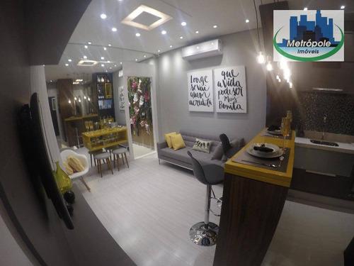 Apartamento No Bonsucesso Guarulhos - Ap0501