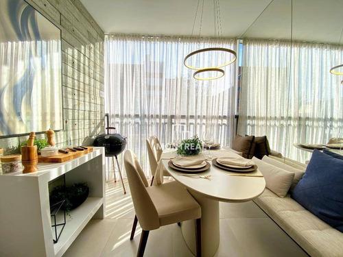 Imagem 1 de 20 de Apartamento À Venda, 62 M² Por R$ 532.000,00 - Vila Anastácio - São Paulo/sp - Ap2374