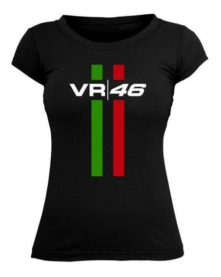 Valentino Rossi Vr 46 Italia Remera M