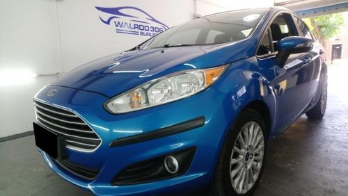Protectores De Paragolpes Ford Fiesta Kinetic Design 2013 / 2017 Walrod306