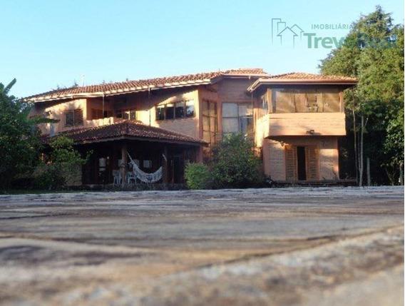 Chácara Residencial Para Locação, Joapiranga, Valinhos. - Ch0042