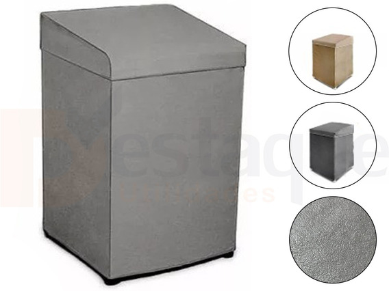 Capa Maquina Lavar Roupas Brastemp Consul Eletrolux Panasoni 8 A 15 Kg