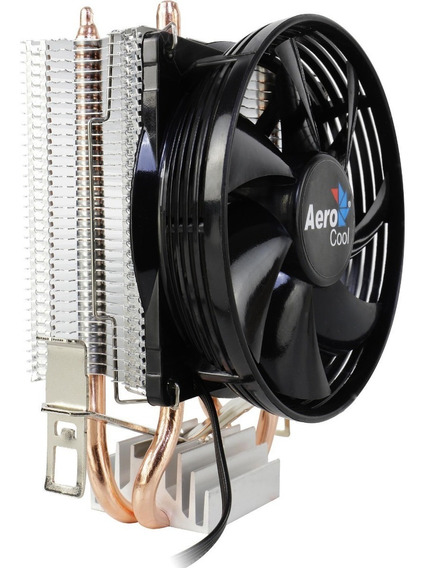 Cooler Para Processador Verkho 2 | Preto Aerocool