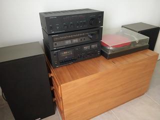 Equipo De Audio Nec Au-5000 Completo Impecable
