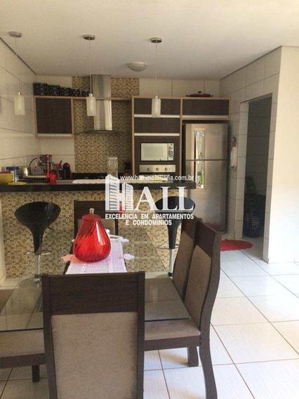 Casa De Condomínio Com 2 Dorms, Condomínio Residencial Parque Da Liberdade V, São José Do Rio Preto - R$ 279.000,00, 77m² - Codigo: 3958 - V3958