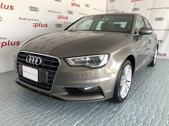 Audi A3 Sedan Attraction 1.4 Tfsi 150 Hp 2016
