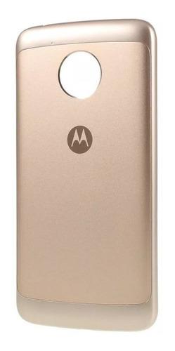 Tapa Trasera Batería Motorola Moto E4 Plus Xt1770 Xt1772
