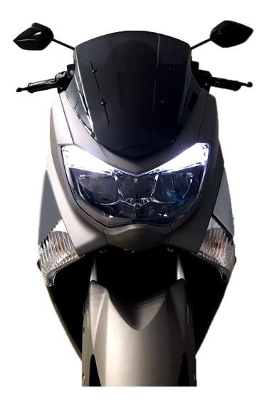 Lampada De 24 Led Lanterna Pingo Nmax 160 Yamaha Farol (par)
